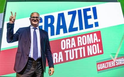 """Elezioni Roma, Gualtieri: """"Inizia il lavoro per rilanciare la città"""""""