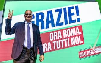 Roberto Gualtieri, nuovo sindaco di Roma
