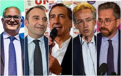 Elezioni comunali 2021, i sindaci eletti nelle principali città