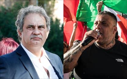 Forza Nuova, chi sono Roberto Fiore e Giuliano Castellino