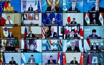 Videoconferenza del G20 sull'Afghanistan