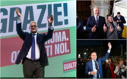 Ballottaggio elezioni comunali, i risultati: Roma e Torino al Csx