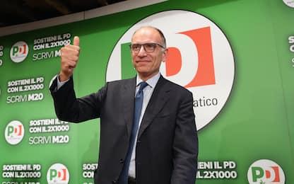 Amministrative, Enrico Letta commenta i risultati: è stato un trionfo