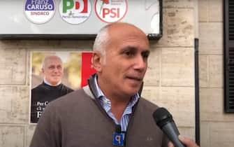 Franz Caruso, sindaco di Cosenza