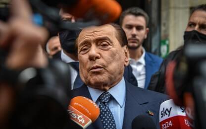 """Berlusconi sul voto anticipato: """"Irresponsabile interrompere governo"""""""