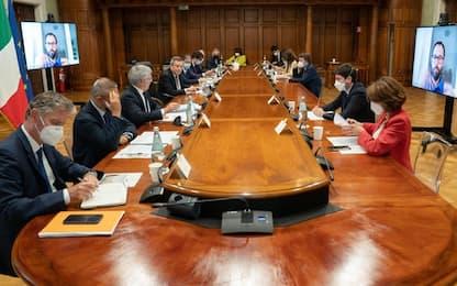 Legge di Bilancio oggi in Consiglio dei Ministri. Accordo su pensioni