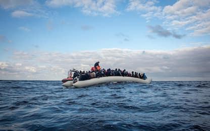 Migranti, sbarcate dieci persone a Lampedusa nella notte