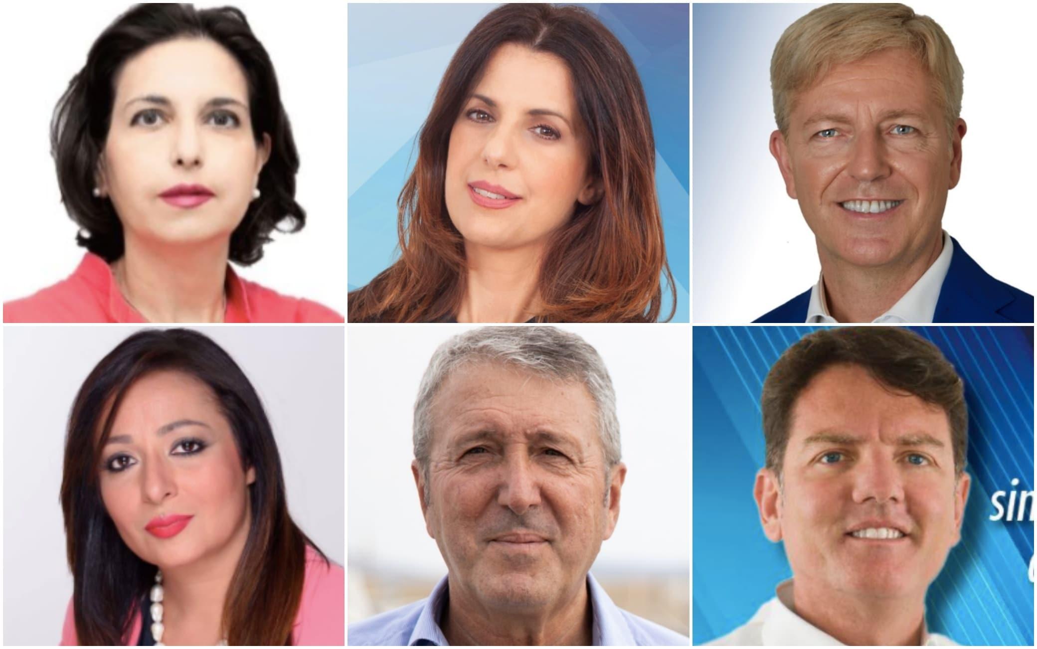 candidati sindaco agrigento 2020