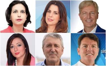 candidati sindaci agrigento 2020