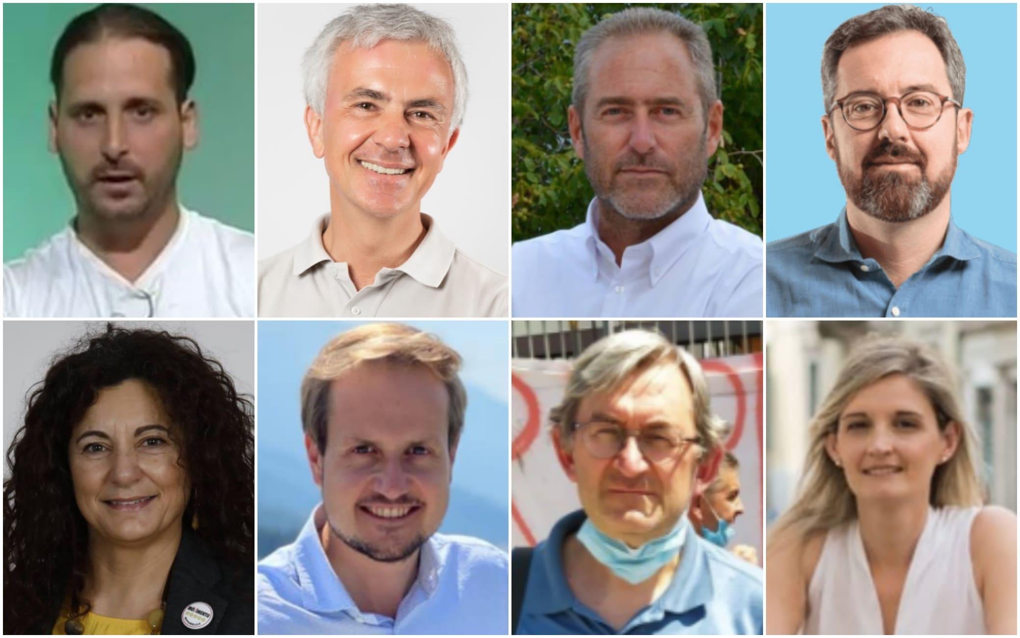 candidati sindaco trento 2020