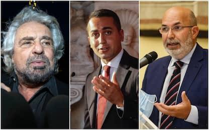 M5s, da Grillo a Di Maio a Crimi: i leader storici del Movimento