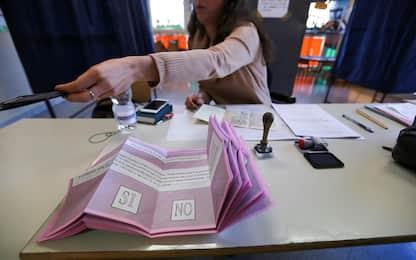 Referendum taglio parlamentari, spoglio iniziato: i risultati. DIRETTA