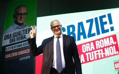 Chi è Roberto Gualtieri, nuovo sindaco di Roma eletto al ballottaggio