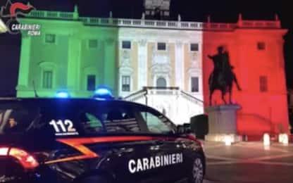 "Coronavirus Roma, il video dei carabinieri: ""Ripartiamo"""