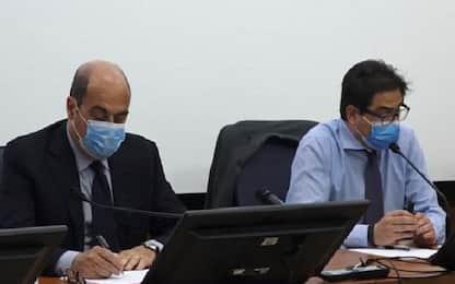 """Coronavirus Roma, Zingaretti: """"Vaccino Spallanzani sia bene comune"""""""