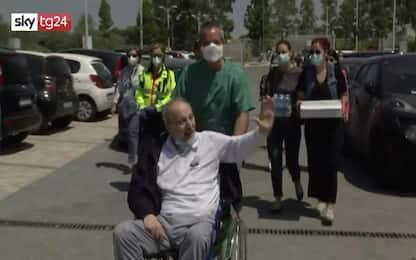 Coronavirus Roma, a SkyTG24 la storia del paziente svegliatosi da coma