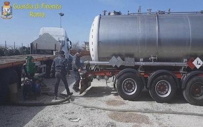 Roma, contrabbando di gasolio da Est Europa: 9 arresti
