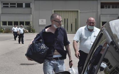 Mondo di Mezzo, Massimo Carminati lascia il carcere