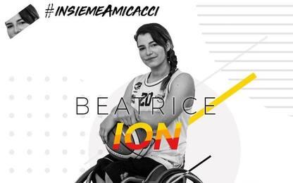 Aggressione razzista a Beatrice Ion, nazionale di basket paralimpico