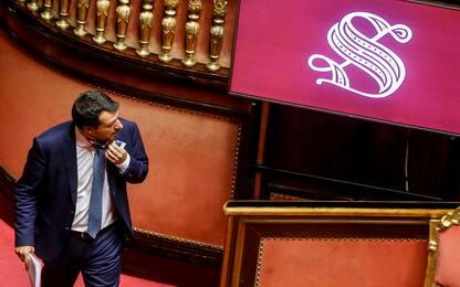 """Senato autorizza processo su Open Arms. Salvini: """"Ho difeso il Paese"""""""