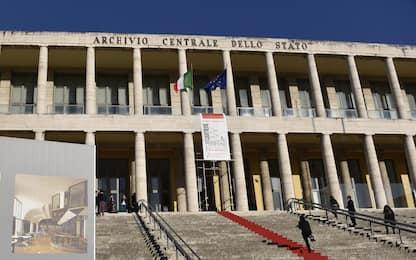 Furto labari marcia su Roma, sentiti dipendenti dell'Archivio di Stato