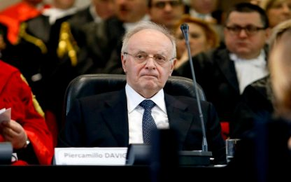Roma, Csm: sì plenum a decadenza, Davigo deve lasciare Consiglio