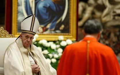 """Vaticano, Papa: """"No a corruzione nella Chiesa, è andare fuori strada"""""""