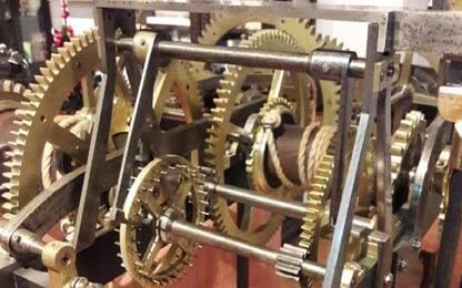 Roma, ritrovato storico orologio del Quirinale rubato 40 anni fa