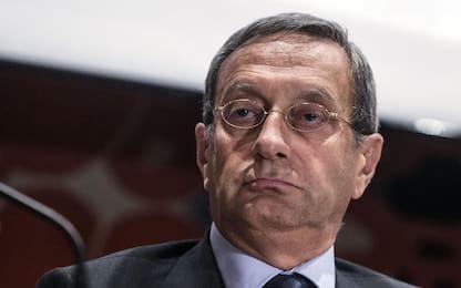 Roma, trovato morto l'ex sottosegretario Antonio Catricalà