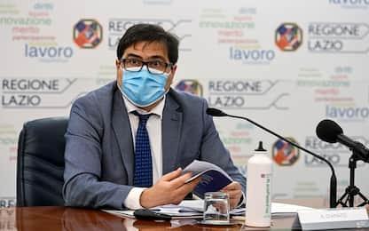 """Vaccini, D'Amato: """"Nel Lazio immunità di gregge ad agosto"""""""