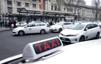 Alcuni taxi