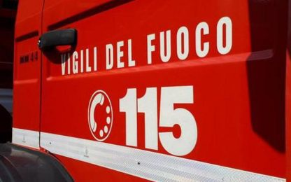 Gratteri, 48enne cade in un dirupo: salvato dai vigili del fuoco