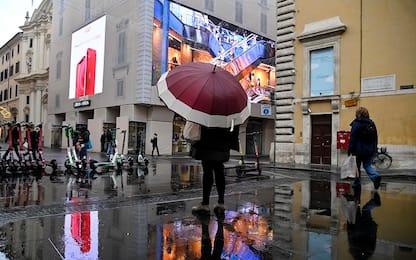 Le previsioni meteo del weekend a Roma dal 10 all'11 aprile