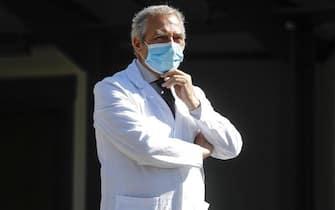 Il Direttore Sanitario dello Spallanzani, Francesco Vaia