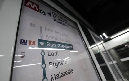Sciopero trasporti a Roma, chiusa metro C e diminuzione bus
