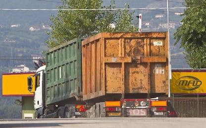 Chiude discarica a Roccasecca, rischio caos rifiuti nel Lazio e a Roma