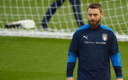 Covid, l'ex calciatore De Rossi: Ho avuto paura. Vaia: Siamo ottimisti