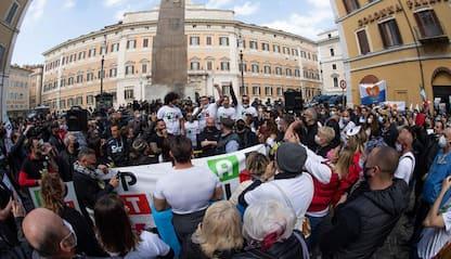 Roma, nuova manifestazione dei ristoratori al Circo Massimo oggi
