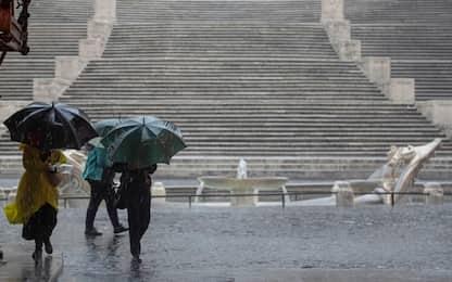 Meteo a Roma: le previsioni di oggi 19 aprile