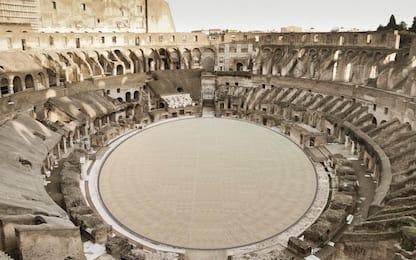 Roma, svelato il progetto della nuova arena del Colosseo