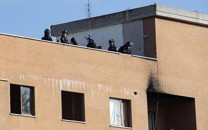 Roma, sgomberata palazzina occupata a Tor Cervara: due identificati