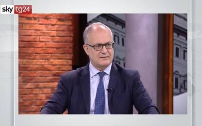 """Gualtieri: """"Roma a pezzi, questa amministrazione ha fallito"""". VIDEO"""