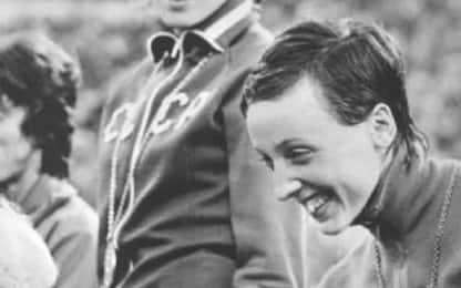 Atletica: morta Paola Pigni, bronzo alle Olimpiadi di Monaco del 1972