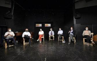 I candidati alle primarie centrosinistra di Roma