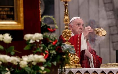 """San Pietro e Paolo, il Papa: """"Solo una Chiesa libera è credibile"""""""