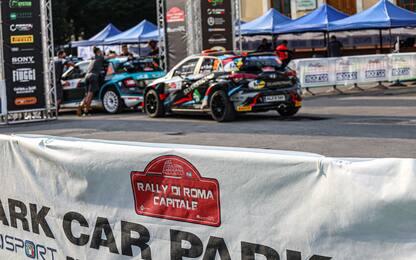 Rally di Roma Capitale 2021 al via: orari e percorso