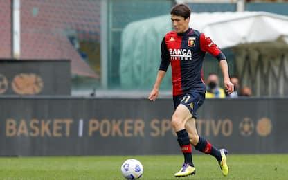 Calcio, Roma: ufficiale l'acquisto di Eldor Shomurodov dal Genoa