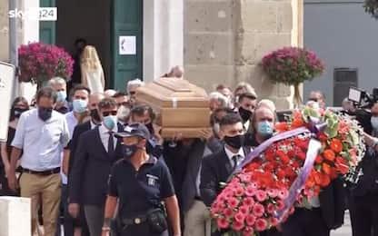 Antonio Pennacchi, a Latina i funerali dello scrittore. VIDEO