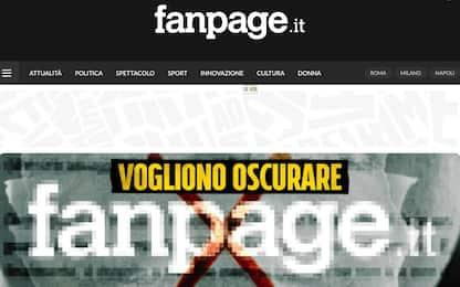 """Inchiesta sulla Lega, Fanpage: """"Revocati sequestro e oscuramento sito"""""""