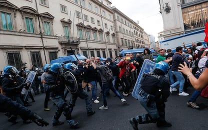 Roma, assalto alla Cgil: Castellino e Fiore restano in carcere